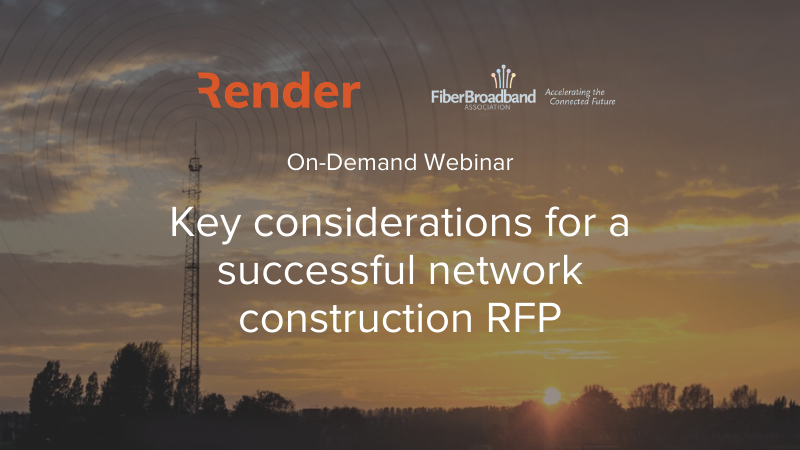 Copy of Live Webinar 5 key considerations for a successful network construction RFP (1)