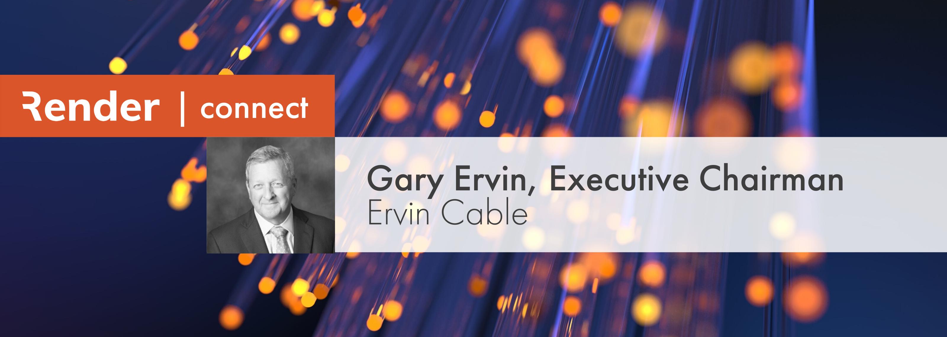 Render Connect_Gary Ervin_Header